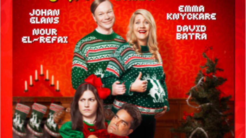 Välkomna till Christmas Comedy 2015!