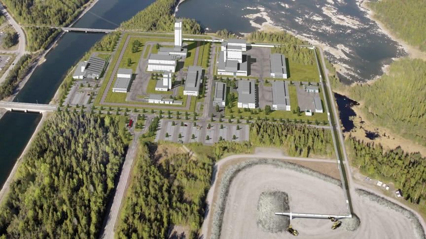 SKB anlitar Inspecta för riskhantering i Kärnbränsleprogrammet