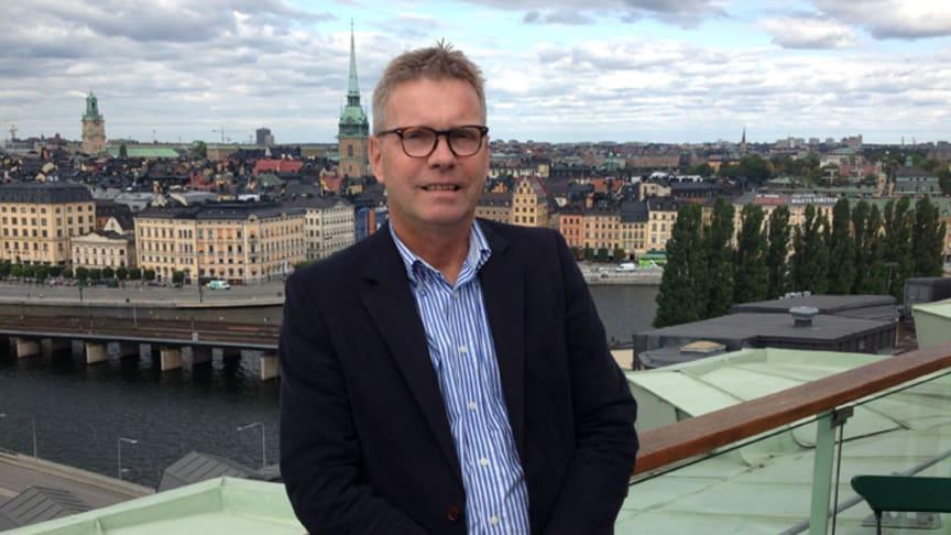 Peo Fahlström, projektsamordnare och tidigare skolledare, Region Kalmar län.