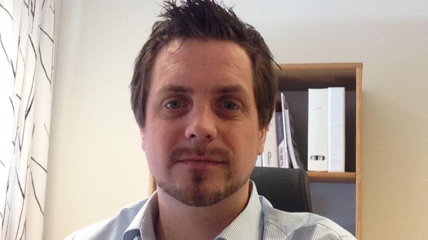 Mattias Eng, Quality Assurance Manager, CCI Valve Technology