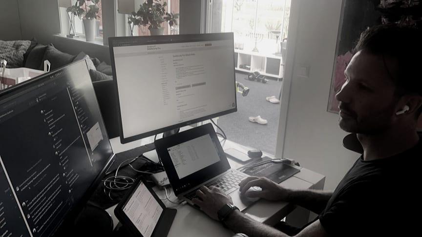 Säkerhetstips för IT när personalen jobbar hemifrån