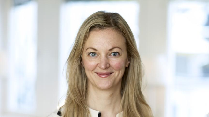 Amanda Jackson, Hållbarhetschef Nobia