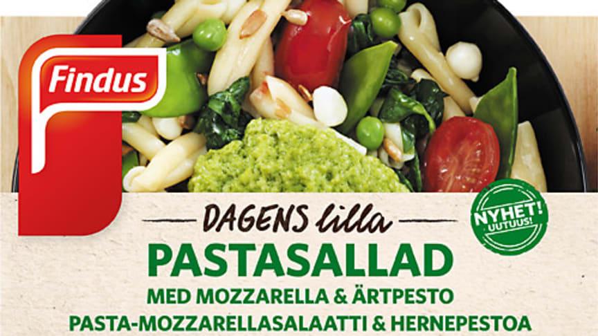 Findus Dagens Lilla Unikt Koncept Med Lagade Matiga Sallader I