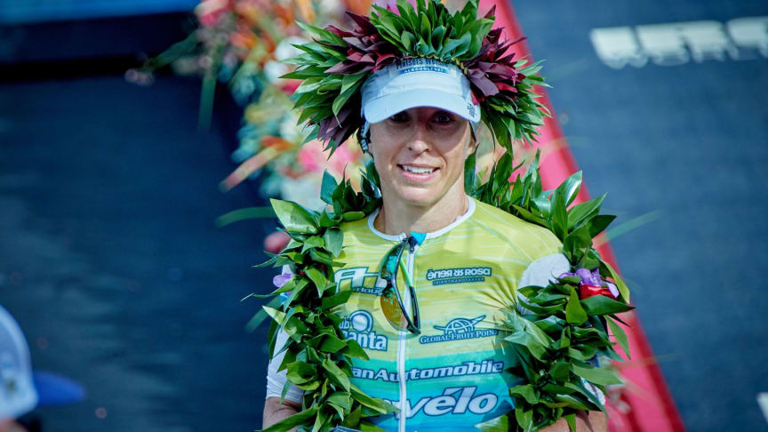 Garmin-Athletin Anne Haug