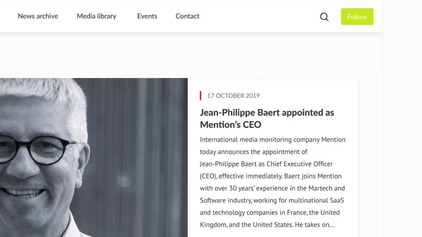 Mynewsdesk lanserar ny design - så här ser den ut!