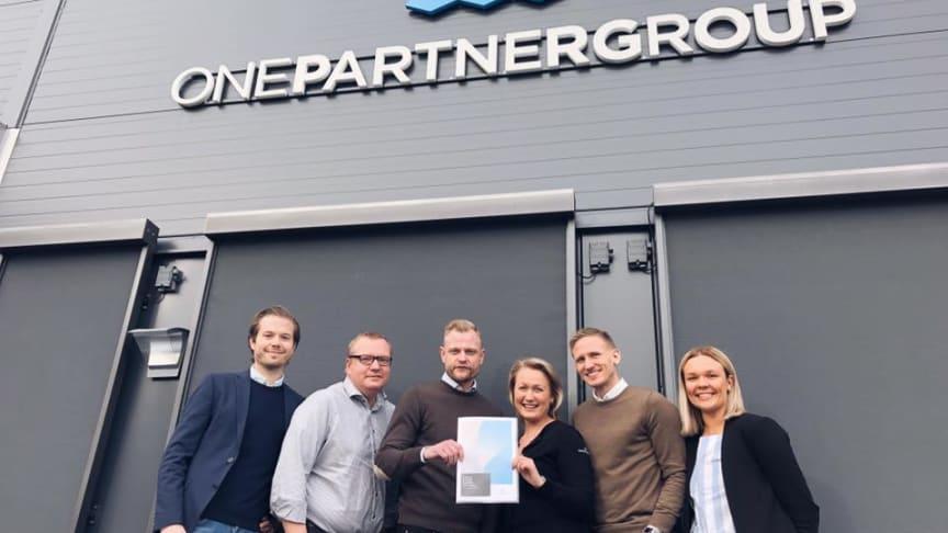 OnePartnerGroup och VSM rekryterar stort i Huskvarna