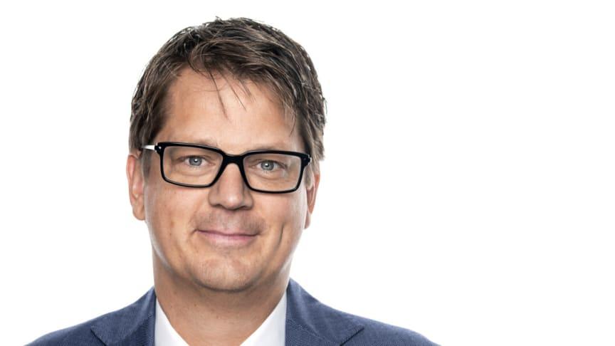 Johan Oscarsson lämnar MTR Tunnelbanan och börjar som VD på Strukton Rail AB