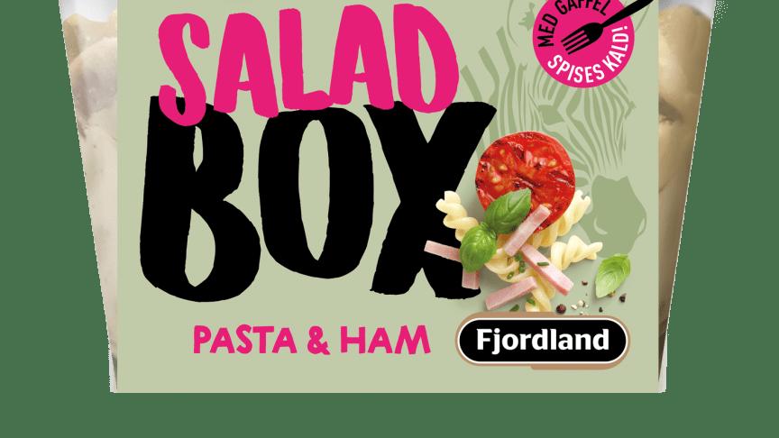 Fjordland BOX Pasta & Ham Salad 200 g
