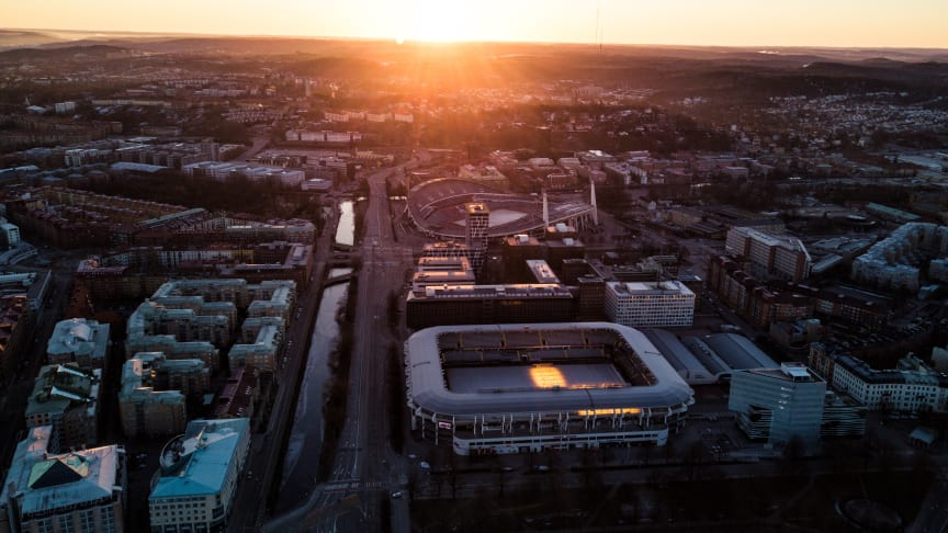 Bjurfors förmedlar 300 nya bostäder i Göteborg.