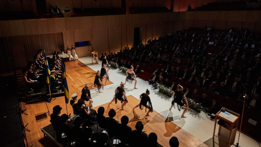 Akademisk högtid, Jönköping University 2019 - dans