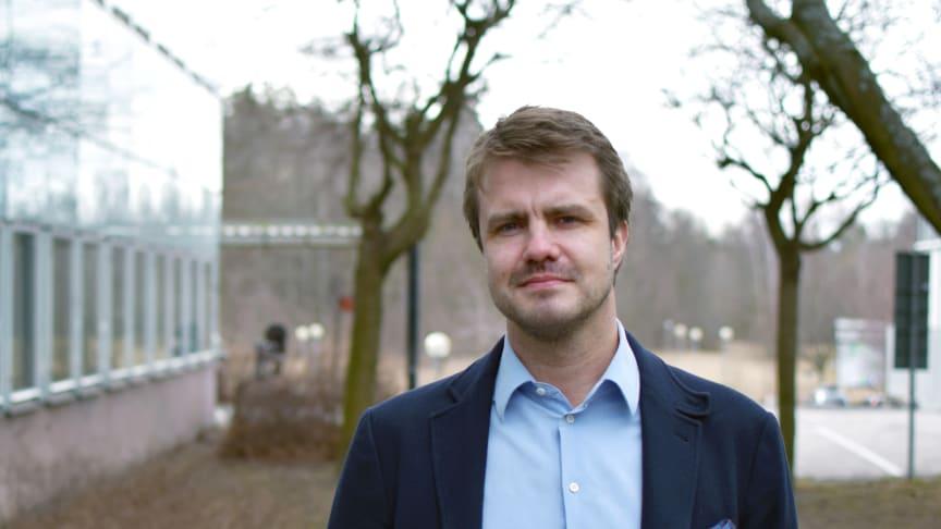 Juho Härkönen, professor i sociologi, Stockholms universitet. Foto: Leila Zoubir