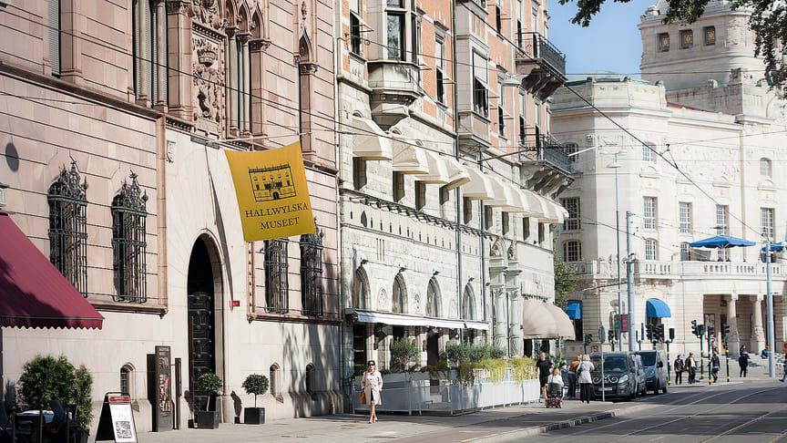 Hallwylska museet stänger tillfälligt