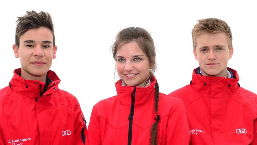 Audis nye talentskole udtager Nicklas Nielsen