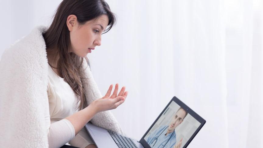 Video-Sprechstunden sind kein Zukunftsdenken mehr: Via PC, Tablet oder Smartphone können Symptome abgeklärt oder Zweitmeinungen eingeholt werden