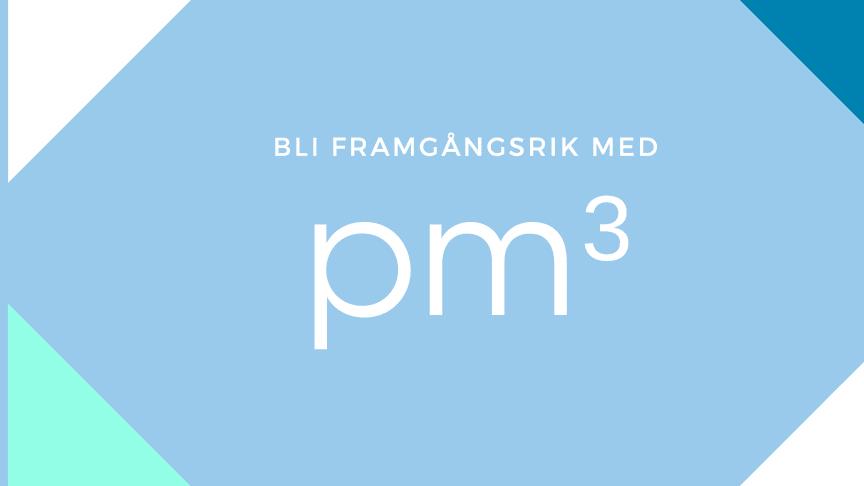 Bli framgångsrik med pm3!