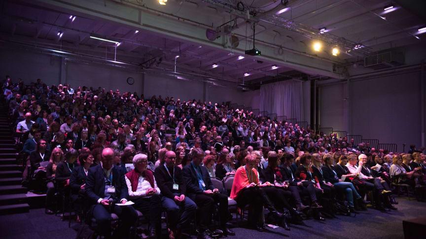 """Temat för årets konferens är """"Individens vilkor"""" och fokuserar på individens eget självbestämmande."""