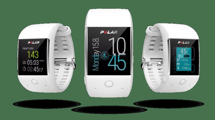 Polar M600 uudistuu Android Wear™ 2.0 -päivityksen myötä