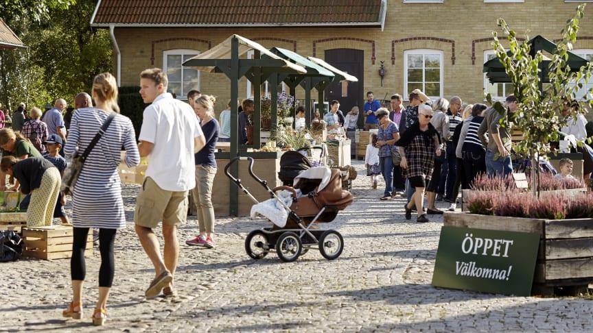 Pressinbjudan: Öppet hus på Solnäs Gård