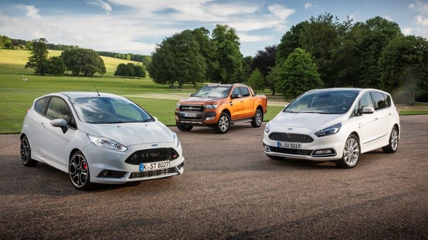 Az eddigi legjobb értékesítési eredmények Európában a nagy teljesítményű autók és az SUV-k kategóriájában