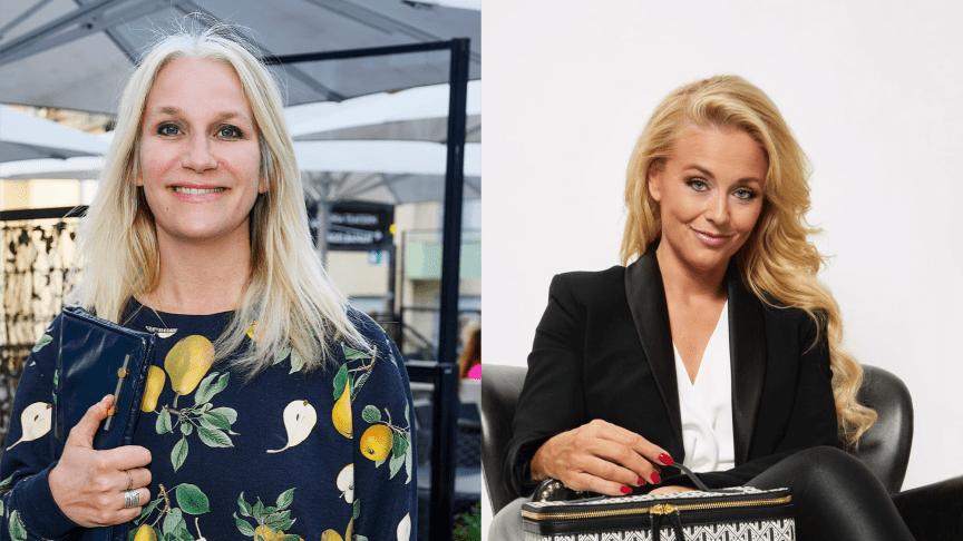 Ann Söderlund och Johanna Lind Bagge