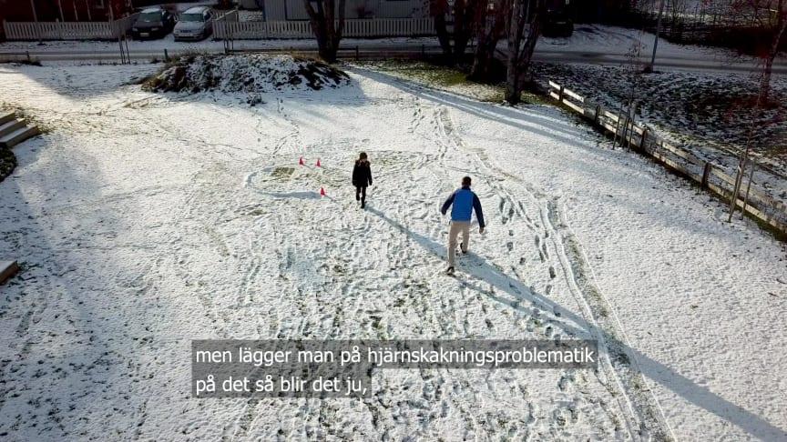 Erik Andersson vill höja spelarnas säkerhet