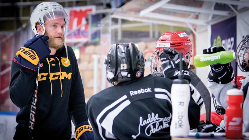 Mattias har alltid brunnit för att stötta barn och ungdomar som älskar ishockey. Genom detta unika samarbete med Dalakraft och Mora IK får fler möjlighet att uppleva vad hockeyn kan betyda för personliga och social utvecklingen.