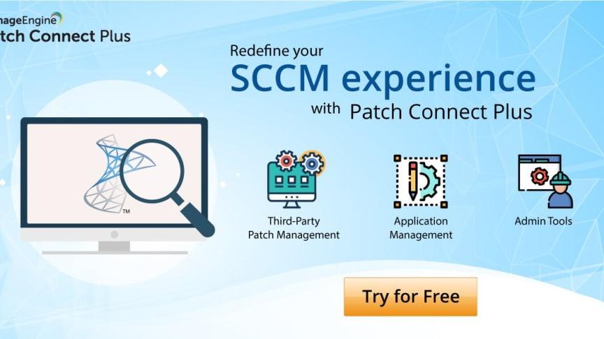 Installera tredjepartsapplikationer från SCCM-konsolen med Patch Connect Plus