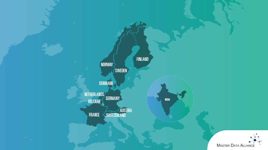 "Four IT consulting companies in Europe have formed ""Master Data Alliance"". It is a unique alliance that offers a local presence in 11 countries and in 6 languages."