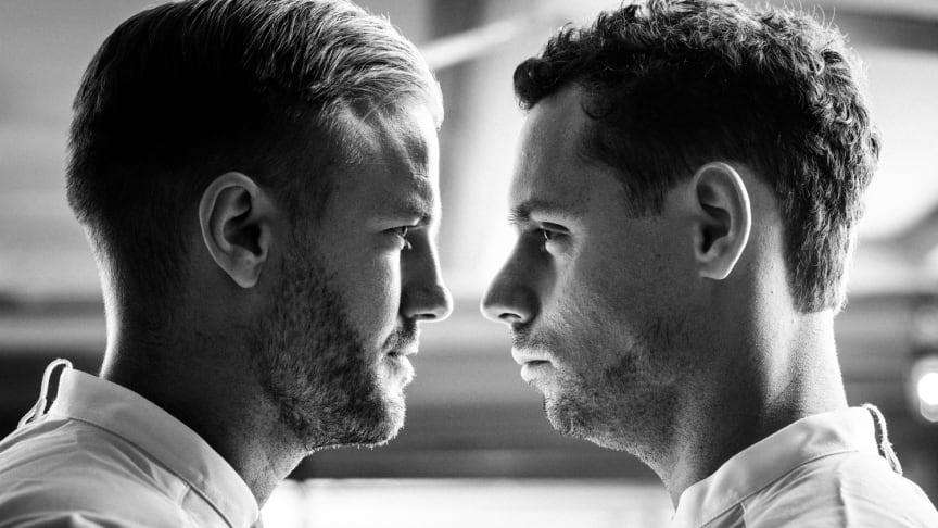 Sebastian Gibrand vs. Lindor Wink i Bocuse d'Or Sverige 2019