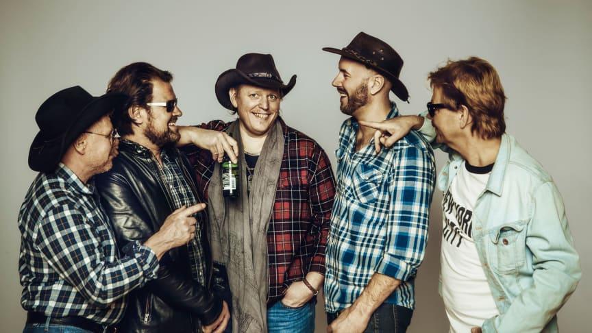 """Konserten """"Creedence Tribute"""" i Gävle Konserthus flyttas till oktober 2021"""