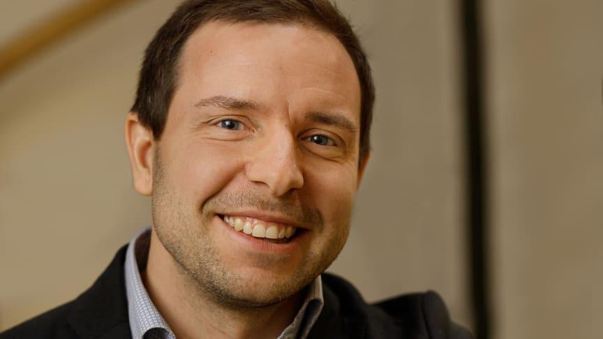 """""""Samarbete istället för intern konkurrens"""" — fredagsporträttet med Martin Michalski"""