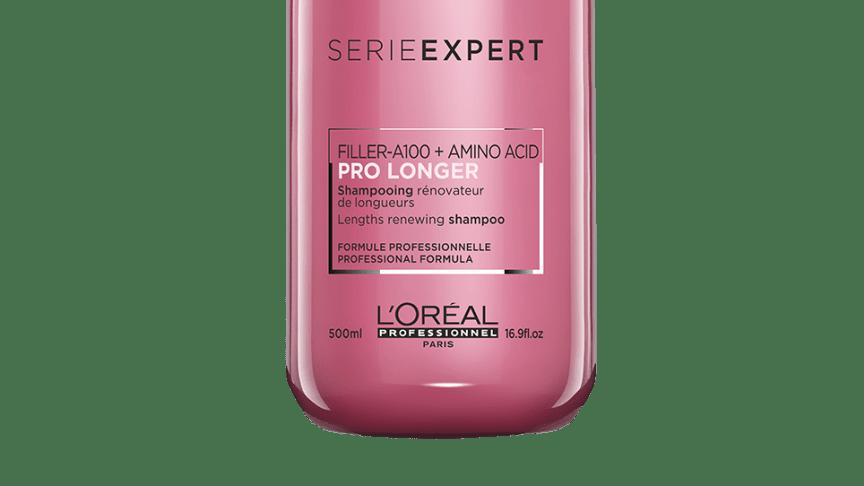 L Oreal Pro 20 - Serie Expert - Gamme Pro longer - Shampoing 500 ml - RECTO EC1 RVB (DBD)