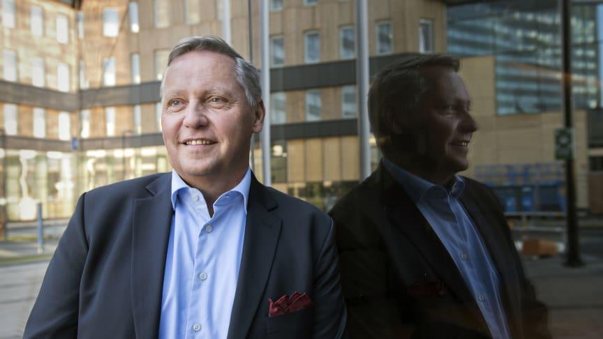 Christer Söderberg, vd för Swecon, vill att företaget med personal ska utvecklas in i framtiden genom att borga för trygghet, ta ansvar samt vara kreativa och innovativa. På så sätt ska Swecon skapa förtroende i sina affärsrelationer.