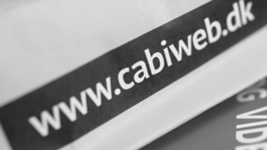 Cabi har fået 38,6 mio. fra satspuljen