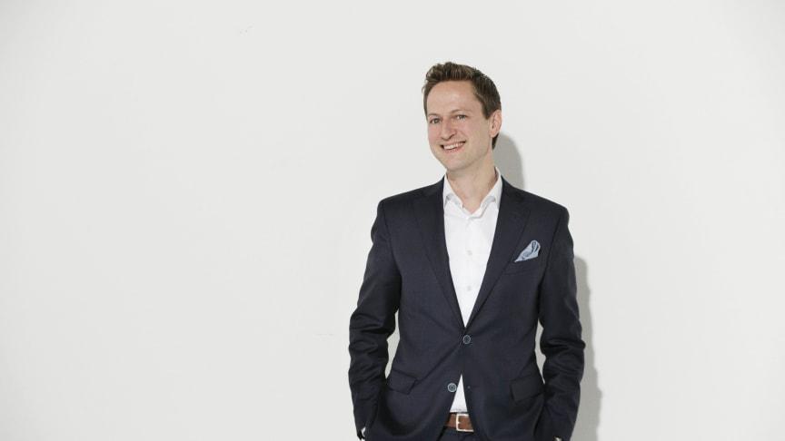 Christen Bagger tiltrer stillingen som Senior Vice President for Clarion Hotel 1. januar 2019