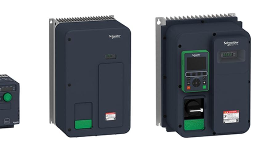 Altivar Machine ATV320 - Et SIKKERT frekvensomformervalg til din maskine
