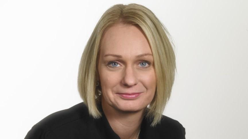 Katarina Widén Allansson, regionchef Väst på Ikano Bostad