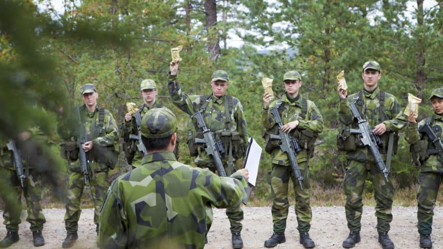 Försvarets framtid i Västernorrland