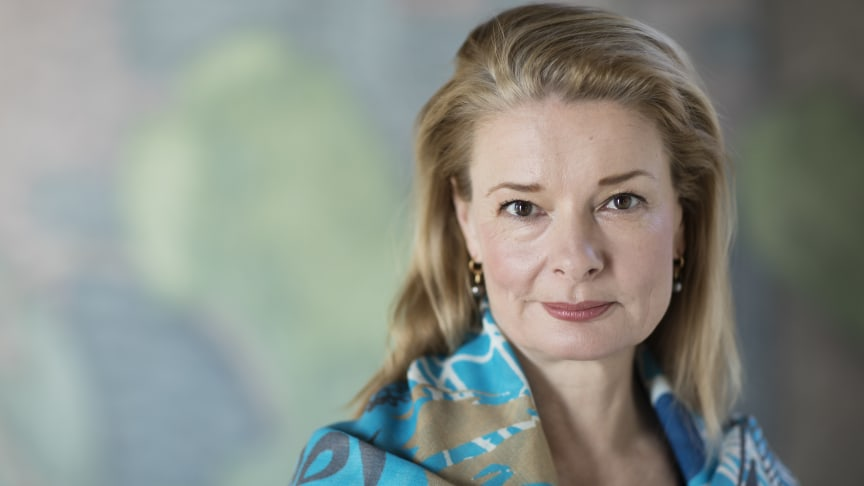 Lotta Edholm (L). Foto: Pressbild