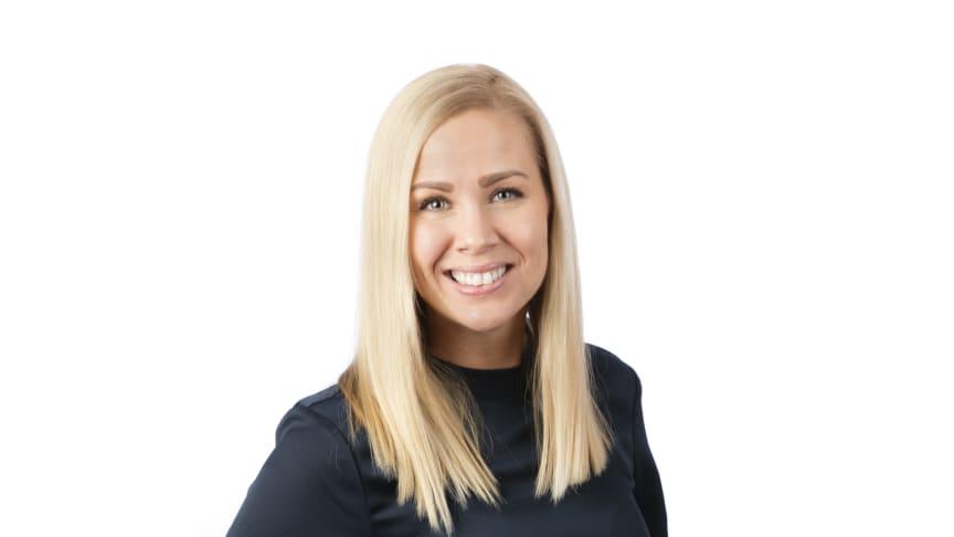 Magdalena Fager Lindgren. HR-specialist på Mimer.
