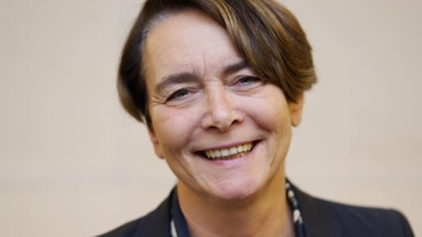 Irene Johansen, senior adviser on communication at Bane NOR and a member of the programme council.