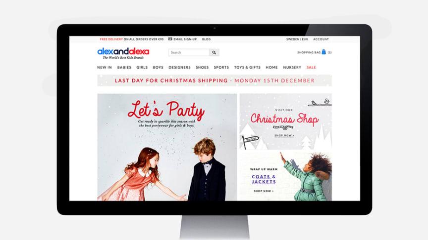 Panagora skapar nya AlexandAlexa.com på rekordtid