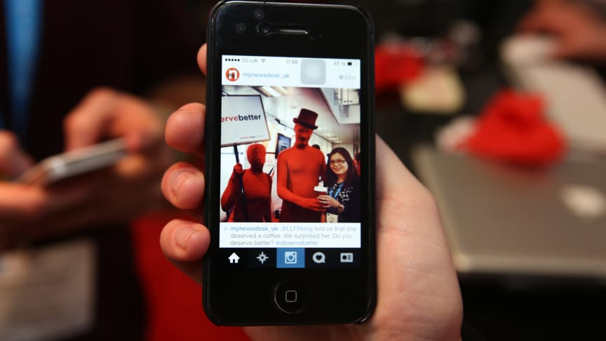 How we used Vine to create a buzz at exhibitions