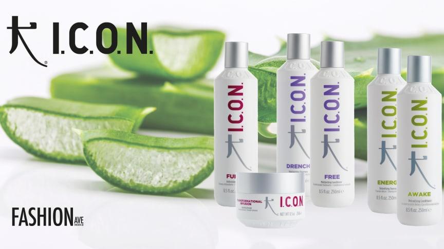 Inled året med vårdande produkter från I.C.O.N.