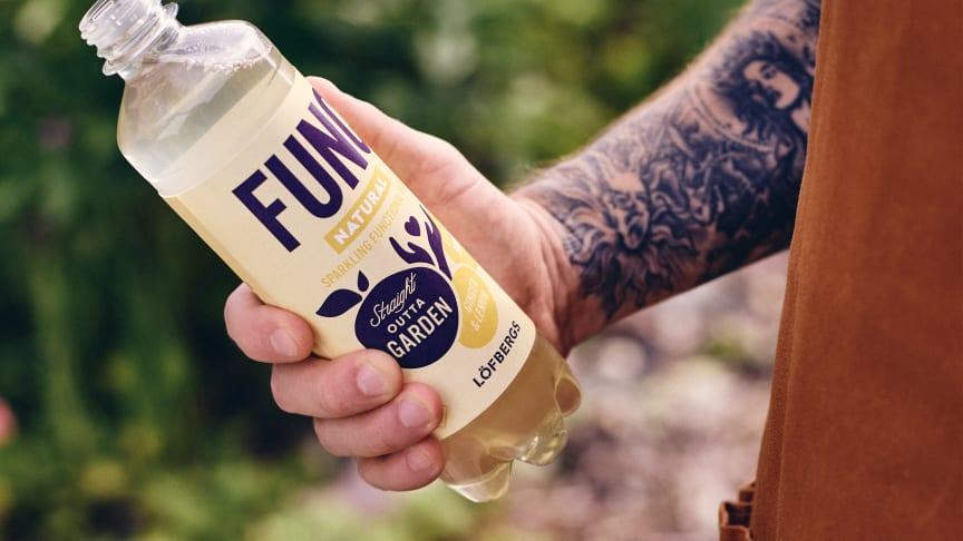 Func – luonnollinen funktionaalinen juoma Löfbergsiltä