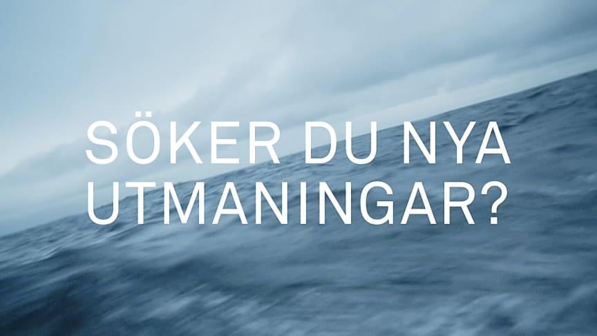 Sjöräddningssällskapet nyrekryterar med ny reklamfilm.