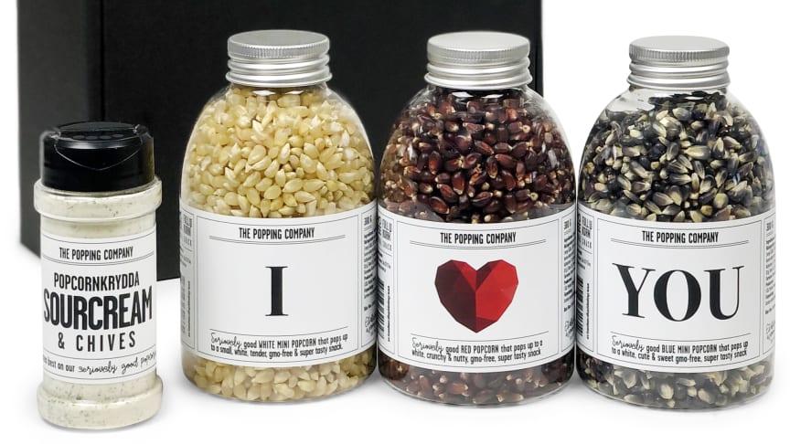 Popcornkit - I LOVE YOU