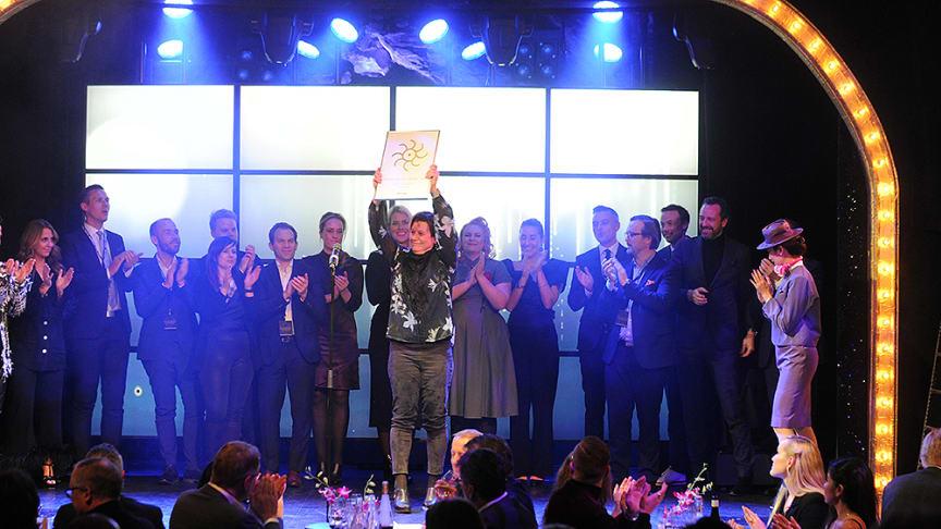 "Nordic Choice Hotels vant blant annet prisen for ""Årets beste hotellkjede i Norge"" for tiende gang på rad."