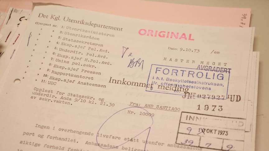(Riksarkivet/ Utenriksdepartementet, hovedarkiv (S-6794)).