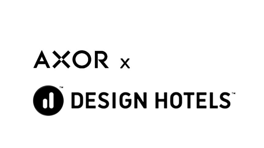AXOR x Design Hotels logo